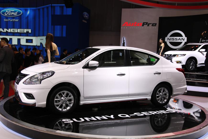 Cận cảnh Nissan Sunny facelift 2018 hứa hẹn đe dọa doanh số Toyota Vios trong nay mai - Ảnh 4.