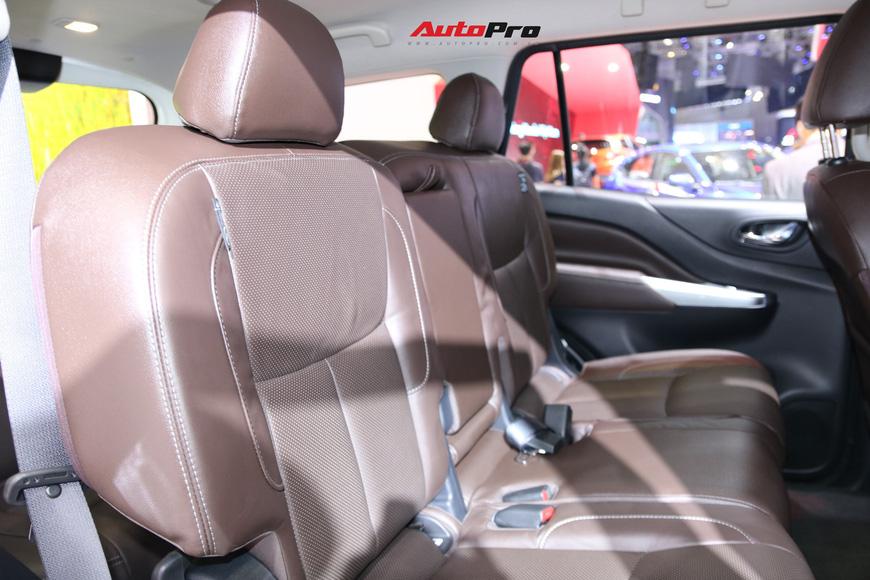 Cận cảnh Nissan Terra - SUV 7 chỗ tham vọng soán ngôi Toyota Fortuner tại Triển lãm Ô tô Việt Nam 2018 - Ảnh 15.