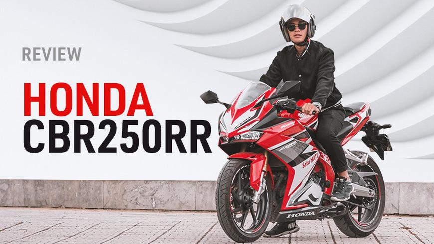 Đánh giá Honda CBR250RR: Xe tốt nhưng chưa hẳn là lựa chọn của số đông