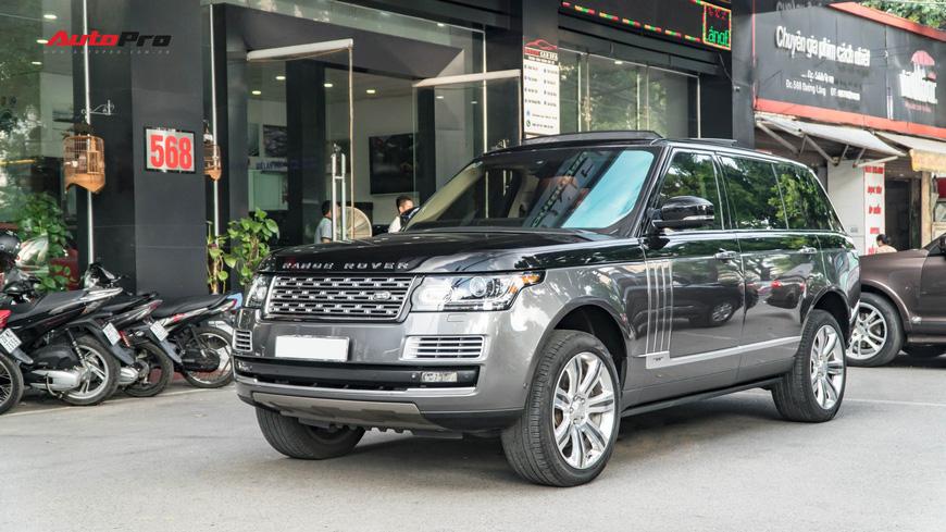 Range Rover Autobiography LWB Black Edition giá 8 tỷ - Giá của xe hiếm chỉ sản xuất 100 chiếc - Ảnh 14.