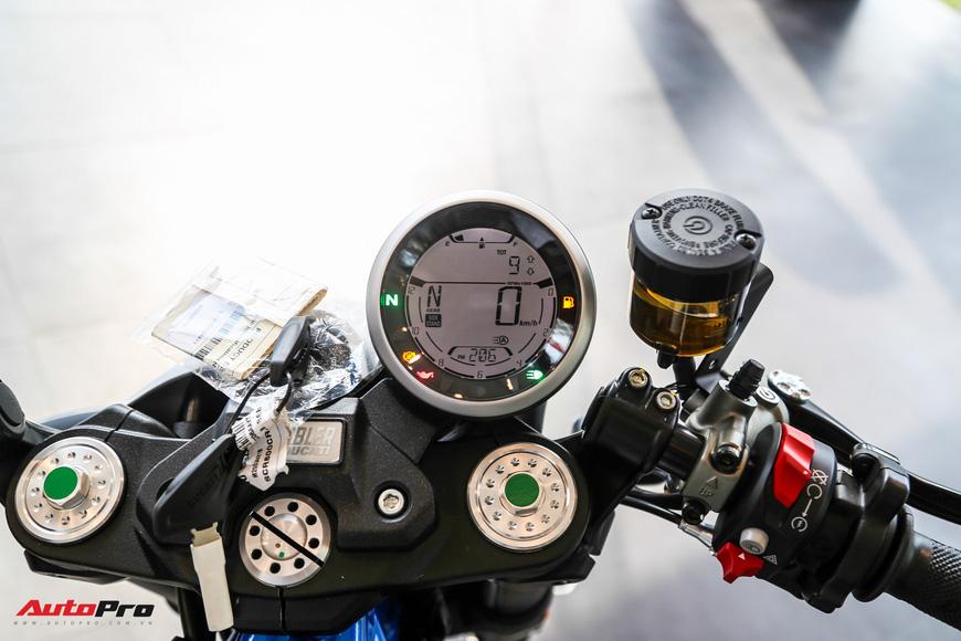 Ducati Scrambler Cafe Racer 2019 giá hơn 410 triệu đồng đầu tiên về Việt Nam - Ảnh 5.