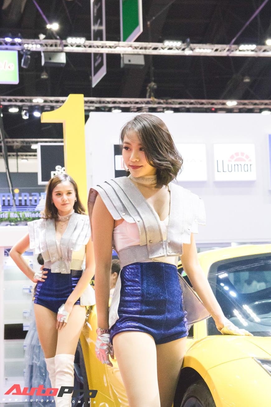Dàn bóng hồng tỏa sáng tại Bangkok International Motor Show 2019 - Ảnh 6.