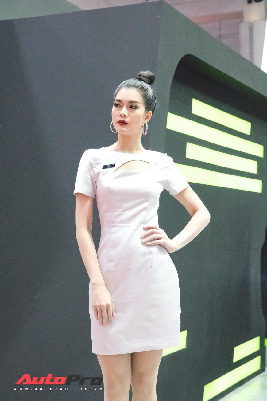 Dàn bóng hồng tỏa sáng tại Bangkok International Motor Show 2019 - Ảnh 7.