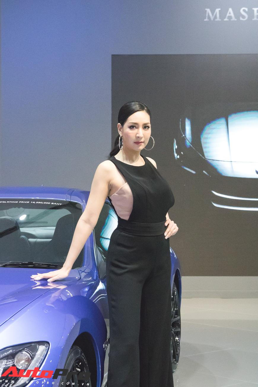 Dàn bóng hồng tỏa sáng tại Bangkok International Motor Show 2019 - Ảnh 3.