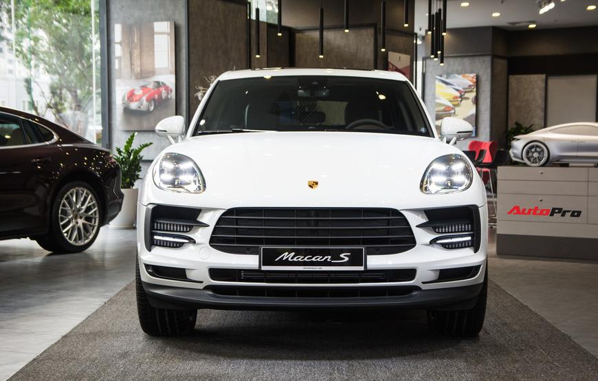 Khám phá chi tiết Porsche Macan S 2019 giá 3,6 tỷ đồng vừa về Việt Nam - Ảnh 6.