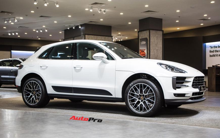 Khám phá chi tiết Porsche Macan S 2019 giá 3,6 tỷ đồng vừa về Việt Nam - Ảnh 1.