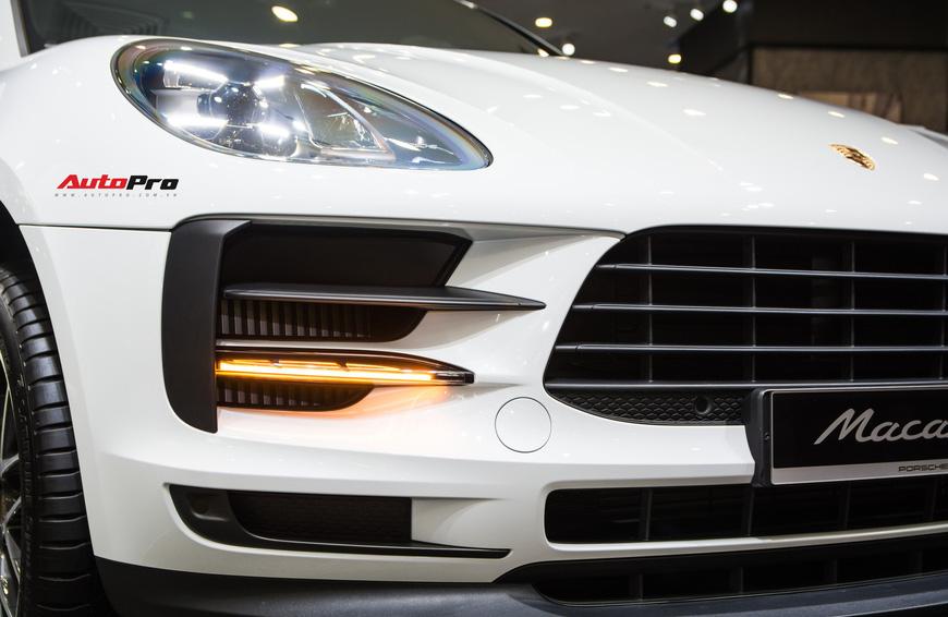 Khám phá chi tiết Porsche Macan S 2019 giá 3,6 tỷ đồng vừa về Việt Nam - Ảnh 2.