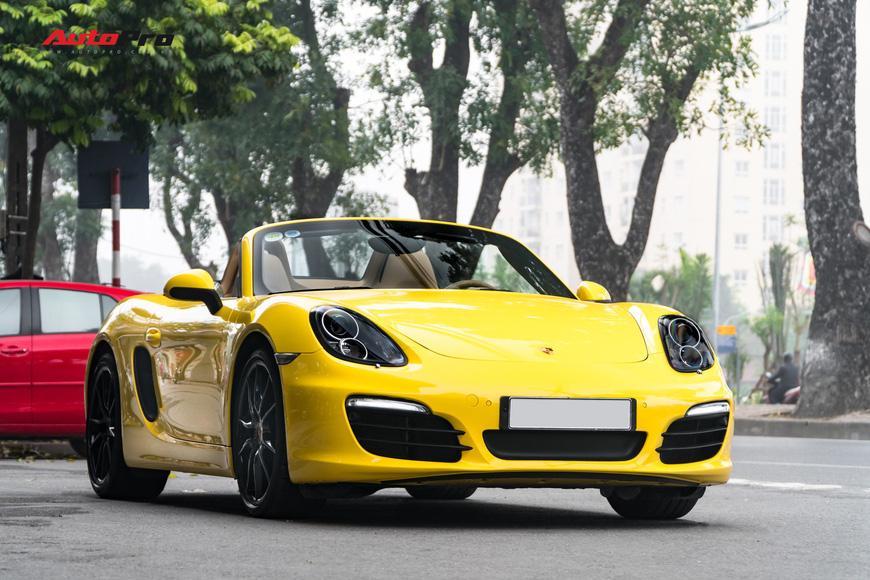Porsche Boxster mới đi hơn 11.000 km rao bán giá 3,25 tỷ đồng tại Hà Nội - Ảnh 7.