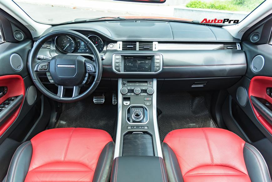 Đại gia Việt mất gần 2 tỷ đồng sau 3 năm đầu sử dụng Range Rover Evoque 'bản full' - Ảnh 8.