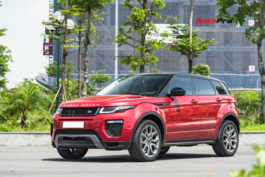 Đại gia Việt mất gần 2 tỷ đồng sau 3 năm đầu sử dụng Range Rover Evoque 'bản full' - Ảnh 5.