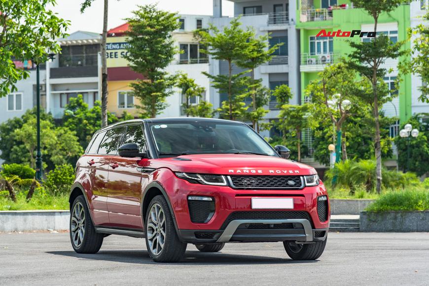 Đại gia Việt mất gần 2 tỷ đồng sau 3 năm đầu sử dụng Range Rover Evoque 'bản full' - Ảnh 1.