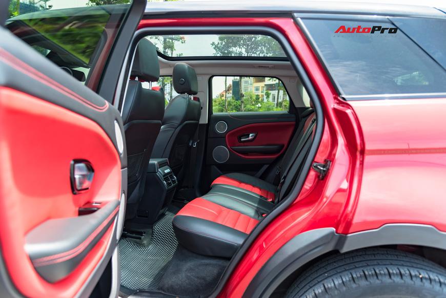 Đại gia Việt mất gần 2 tỷ đồng sau 3 năm đầu sử dụng Range Rover Evoque 'bản full' - Ảnh 13.