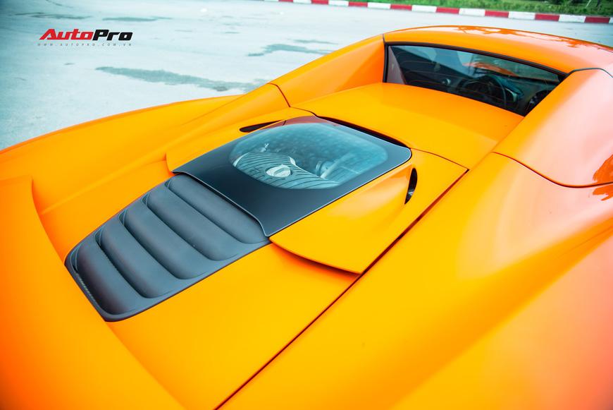 McLaren 650S chạy lướt chào mua các đại gia Hà Nội với giá hời, rẻ bằng nửa giá trị mua mới - Ảnh 5.