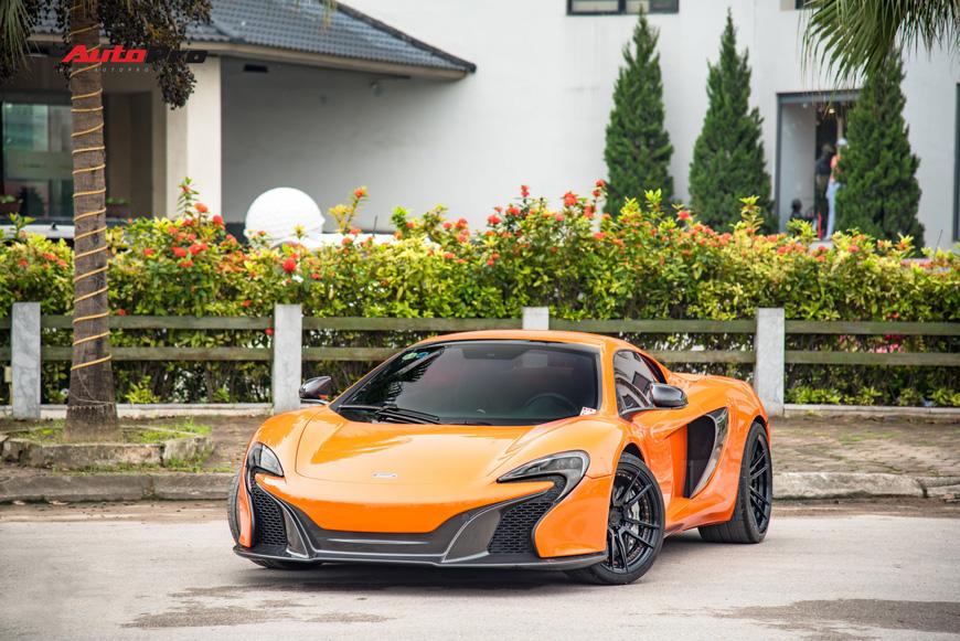 McLaren 650S chay luot chao mua cac dai gia Ha Noi voi gia hoi re bang nua gia tri mua moi