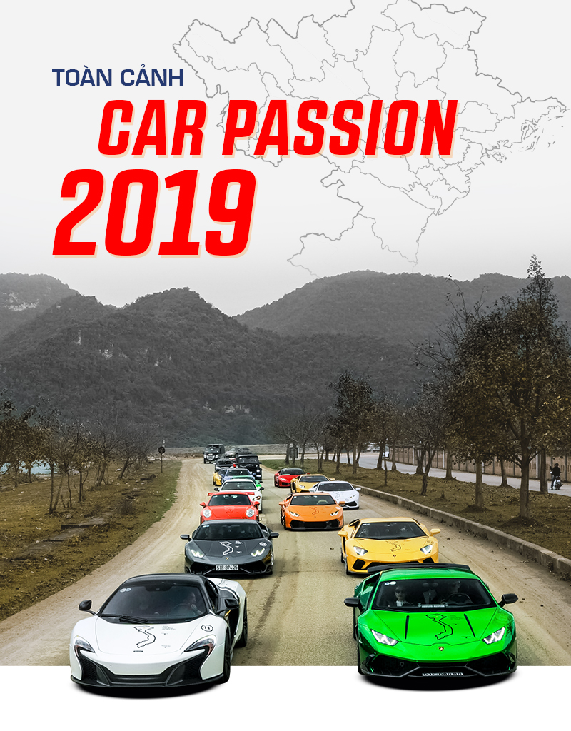 CAR PASSION 2019
