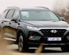 Hyundai Santa Fe 2019 khoe tính năng ngăn mở cửa không quan sát