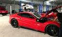 Dàn siêu xe Ferrari và Lamborghini của đại gia Sài thành tụ tập tại quận 2