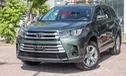 Toyota Highlander LE 2017 màu độc, lên đồ bản Limited giá 3 tỷ tại Việt Nam