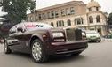 """[Cực hot] Rolls-Royce Phantom """"Hòa Bình & Vinh Quang"""" lần đầu lăn bánh tại Hà Nội"""