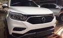 Lộ diện ảnh SUV cỡ trung SsangYong Rexton 2018 tại Việt Nam