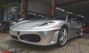 Ông chủ cà phê Trung Nguyên tậu thêm siêu xe Ferrari F430 Spider chơi Tết