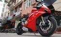 [Video] Mục sở thị siêu mô tô Ducati Panigale V4 S giá ngang
