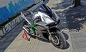 """Thợ Việt độ Bajaj Pulsar RS200 """"lên"""" Kawasaki Ninja H2R"""