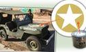 Lớp sơn tưởng chừng như chỉ để trang trí này trên xe Jeep lại có thể cứu mạng rất nhiều lính Mỹ