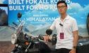 Xe đi phượt Royal Enfield Himalayan chính thức ra mắt Việt Nam
