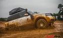[Chùm ảnh] Đoàn Range Rover hàng chục tỷ đồng của Trung Nguyên thoả sức tắm bùn ở Đồng Mô trước khi rời Hà Nội