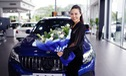 Á hậu Trà Giang mua Mercedes-Benz GLC 200 bản độ chính hãng phong cách AMG
