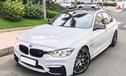BMW 328i SportLine độ M3, phuộc khí nén bán lại với giá rẻ hơn 1-Series mua mới