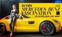 Mercedes-Benz Fascination đã thay đổi thế nào qua 8 lần tổ chức?