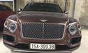 Đại gia Hải Phòng mạnh tay sắm Bentley Bentayga chính hãng màu độc nhất Việt Nam