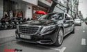 Ngọc Trinh đi mua sắm cuối tuần với Mercedes-Maybach S500