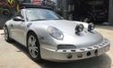 Thợ Việt lột xác xe thể thao Porsche 911 Carrera theo phong cách trèo đèo lội suối