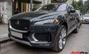 SUV thể thao Jaguar F-Pace S đầu tiên xuất hiện tại Việt Nam
