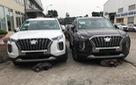 Hyundai Palisade nhập khẩu Hàn Quốc tiếp tục đổ bộ tới Việt Nam, thêm màu sơn trắng