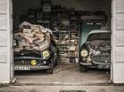 Nông trại ở Pháp chứa kho báu 100 xe cổ
