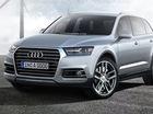 Audi Q7 thế hệ mới có bản máy dầu siêu tiết kiệm