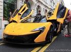 Siêu xe McLaren P1 bất ngờ xuất hiện tại Pháp