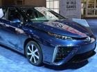 Nước thải của xe Toyota Mirai còn an toàn hơn cả sữa