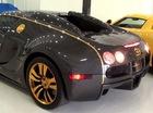 Cận cảnh siêu xe Bugatti Veyron độc nhất của trùm bất động sản