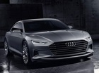 Audi Prologue ra mắt, không hổ danh xe sang công nghệ siêu cao
