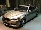 Cận cảnh BMW M5 nhanh nhất từ trước đến nay ngoài đời thực