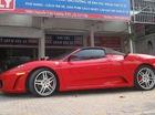 """Ferrari F430 Spider """"rẻ"""" giật mình tại Việt Nam"""