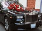 Ca sỹ Lam Trường đón dâu bằng Rolls-Royce Phantom rồng