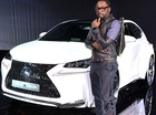 Sao Black Eyed Peas giới thiệu Lexus NX thiết kế riêng