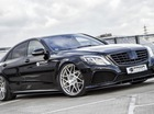 Mercedes-Benz S350L thêm sang với nội thất da cá sấu