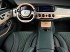 Mercedes-Benz S600 Guard chống đạn với nội thất đậm chất Trung Đông